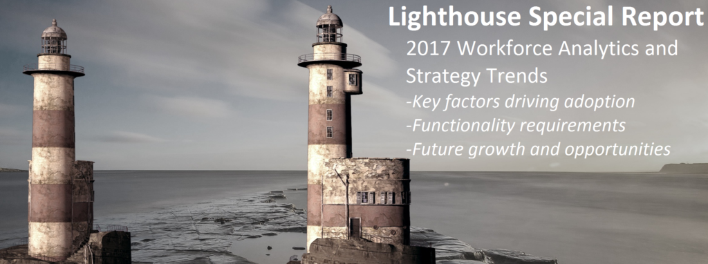 New Research: 2017 Workforce Analytics and Strategy Report