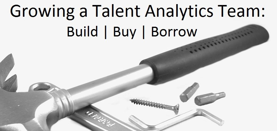 build talent analytics team