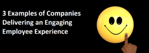 delivering engaging employee experience